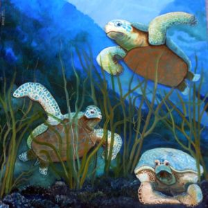 Turtle Attitude by Bonnie Rodgers