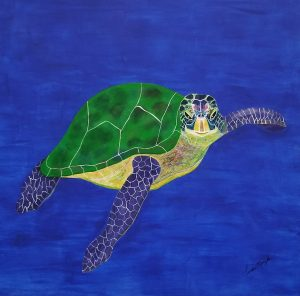 Sandra Manzke: Turtles of the Gulf
