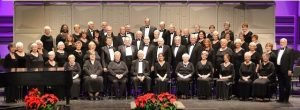 The Charlotte Chorale group photo