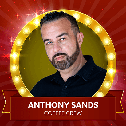 Anthony Sands: Coffee Crew