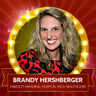 Brandy Hershberger: Fawcett Memorial Hospital (HCA Healthcare)